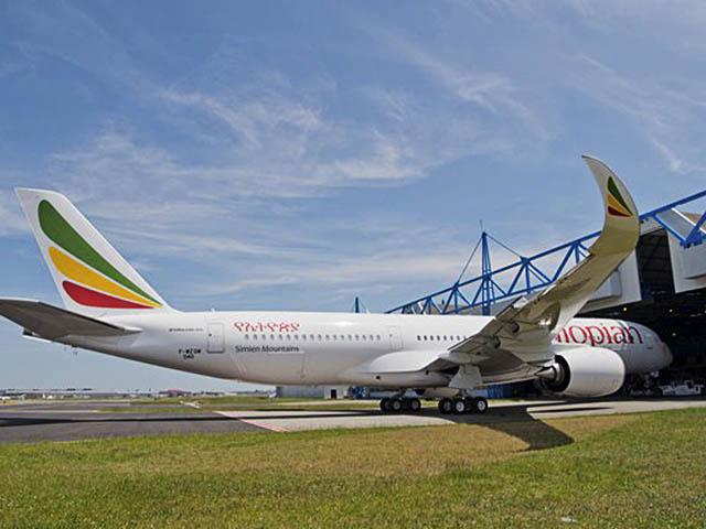 air-journal_Ethiopian A350-900 livree