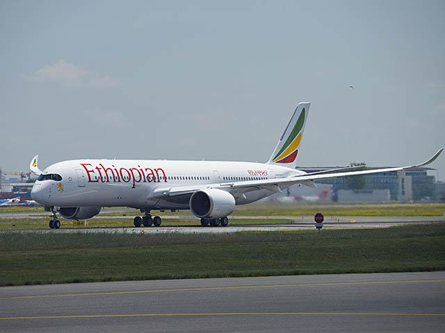 air-journal_Ethiopian Airlines A350-900 1er vol2