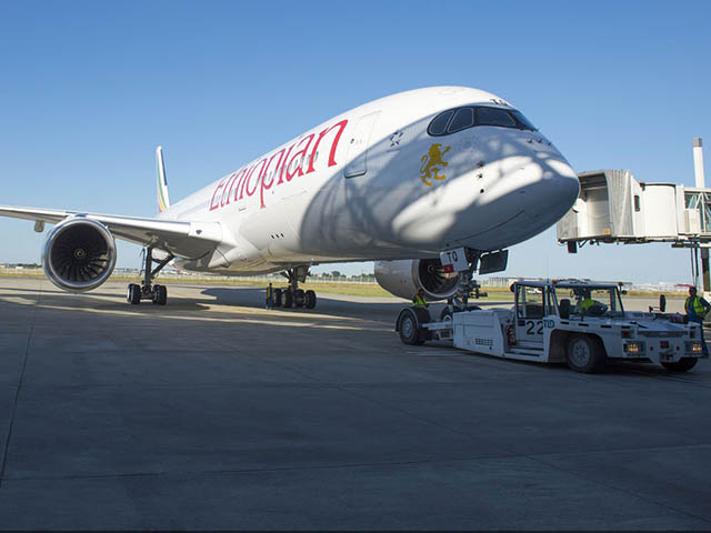 air-journal_Ethiopian Airlines A350-900 delivery