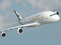 air-journal_Etihad A380 new look flight