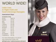 air-journal_Etihad Airways PNC recrutement