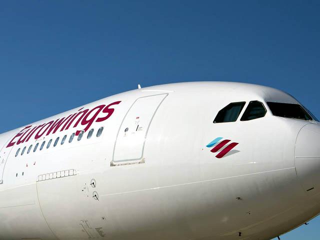 air-journal_Eurowings A330-200 close