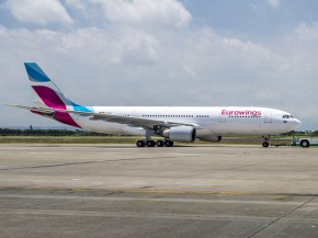 air-journal_Eurowings A330  réel