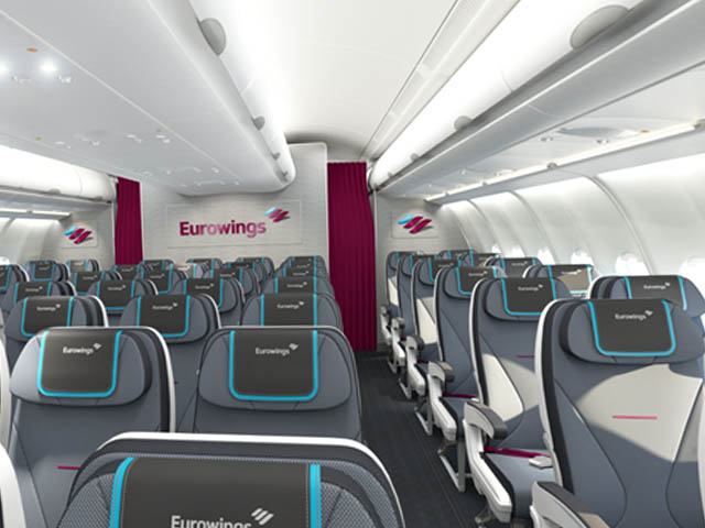 air journal Eurowings A330 BASIC SMART Eurowings se lance : 99,99 euros pour aller à Dubaï