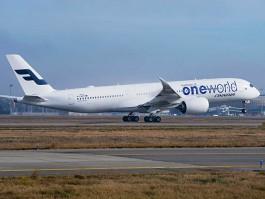 air-journal_Finnair A350-900 Oneworld