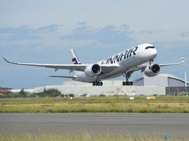 air-journal_Finnair A350-900 1st take off