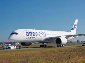 air-journal_Finnair A350-900 2e Oneworld