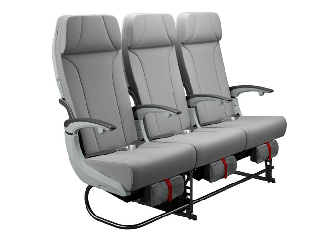 air-journal_Finnair A350 XWB Economy class seat