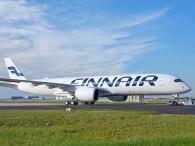 air-journal_Finnair A350 rollout
