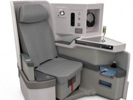air-journal_Finnair A350XWB Business Class seat