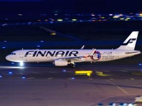air-journal_Finnair Pere Noel A321