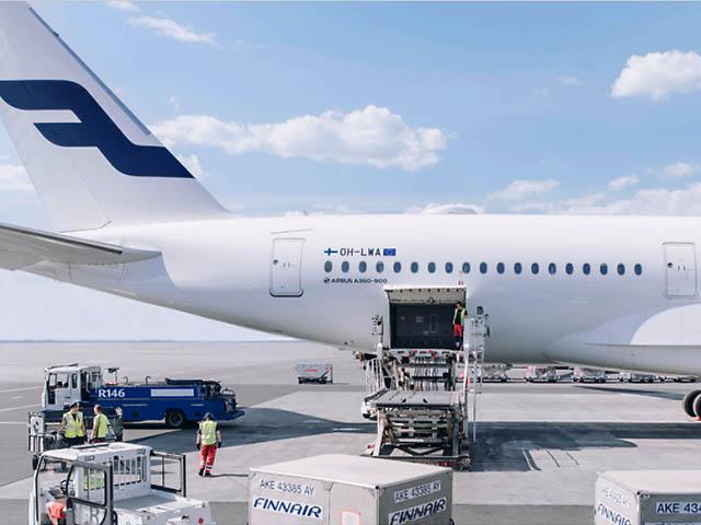 Finnair réduit ses pertes au deuxième trimestre, notamment grâce au fret 1 Air Journal