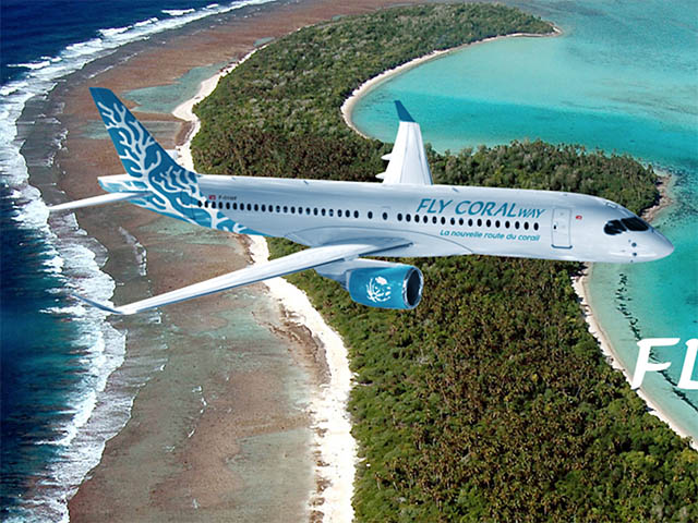 Polynésie : la nouvelle Fly Coralway tient sa licence 2 Air Journal