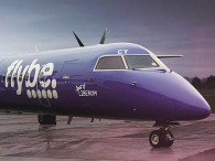 air-journal_Flybe Q400 pourpre