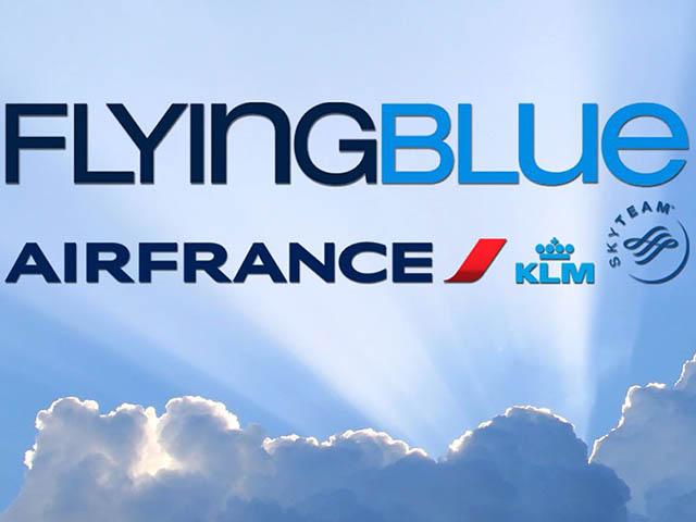 Air France Klm La Fidelite Flying Blue Prolongee Air Journal