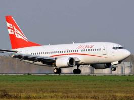 air-journal_Georgian_Airways_737-500@Nikiforov Konstantin