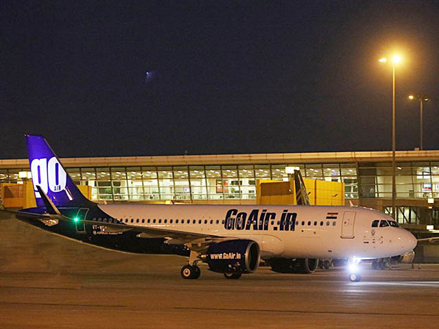 air-journal_GoAir A320neo Delhi