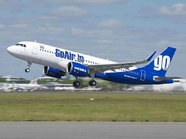 air-journal_GoAir A320neo delivery
