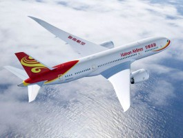 air-journal_Hainan Airlines 787-8 flight