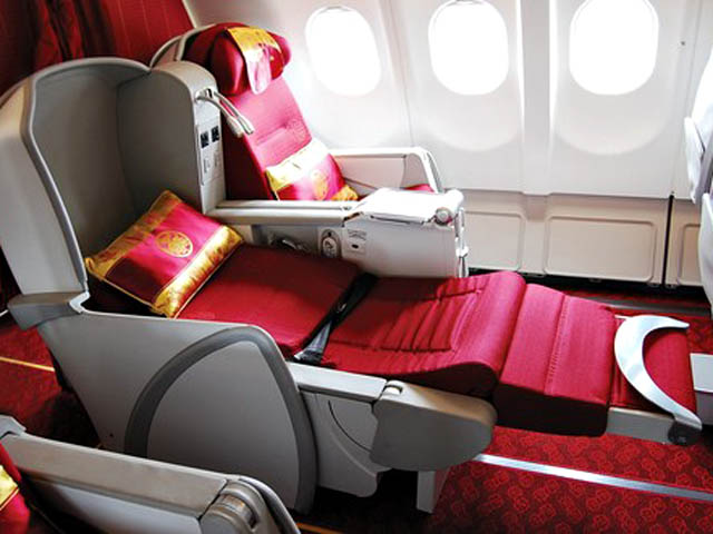 air-journal_Hainan Airlines 787 affaires