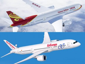 air-journal_Hainan Airlines Air Europa
