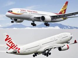 air-journal_Hainan Airlines HNA Virgin Australia