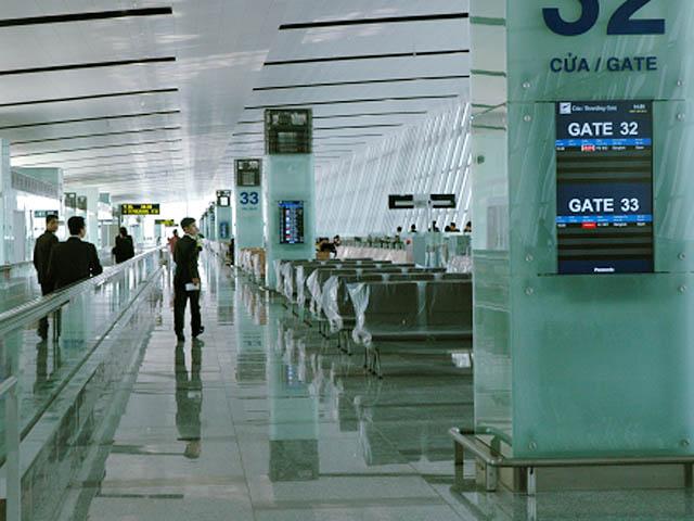 air journal Hanoi Terminal 2 aeroport3 Aéroport de Hanoi : le nouveau terminal inauguré