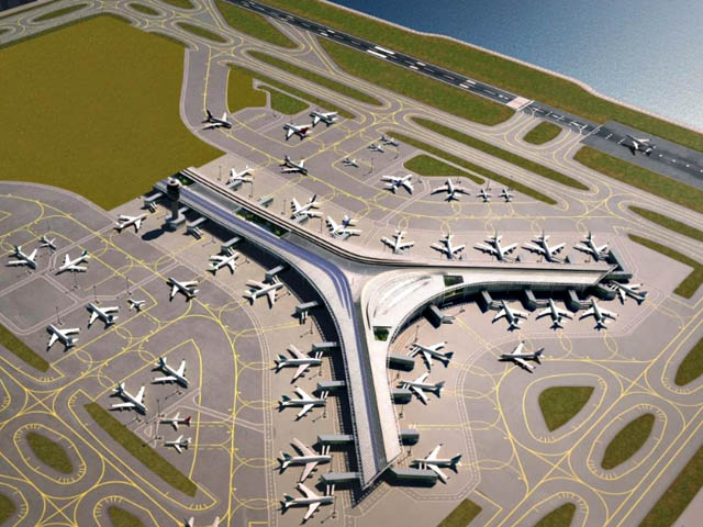 air-journal_Hong Kong aeroport nouveau terminal