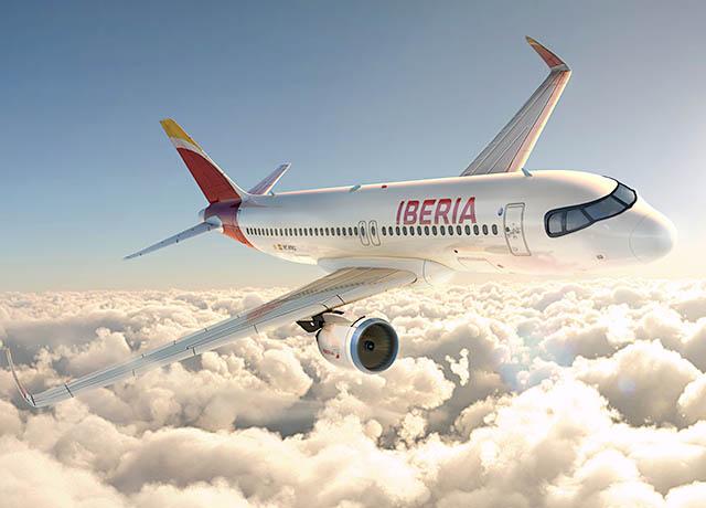Iberia abre caminho para Azores 1 Air Journal