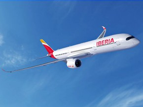 air-journal_Iberia A350-900 new look