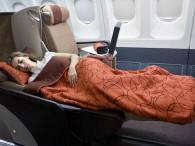 air-journal_Iberia Affaires lit