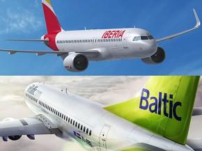 air-journal_Iberia airBaltic