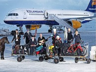 Icelandair Stopover Buddies