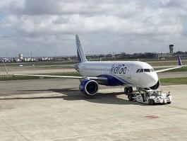 air-journal_IndiGo A320neo 1ere livraison