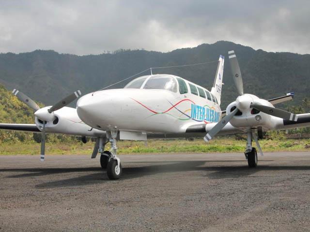 air-journal_Inter Iles Air Cessna 404