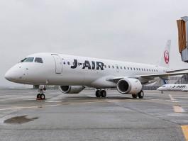 air-journal_J-Air E190 premier vol