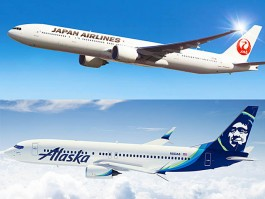 air-journal_Japan Airlines Alaska Air