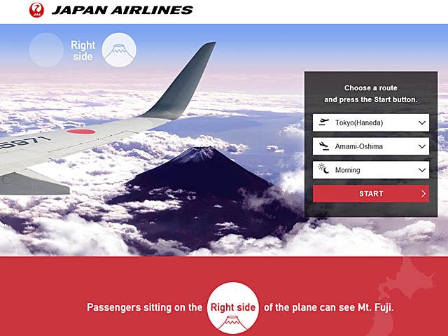 air-journal_Japan Airlines Mont Fuji