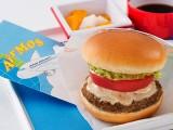 air-journal_Japan Airlines mos burger salad