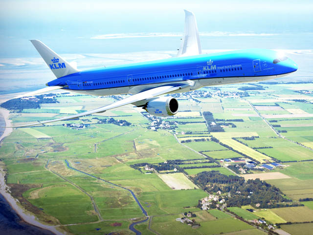 air-journal_KLM 787-9 flight