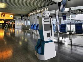 air-journal_KLM Amsterdam robot spencer