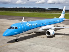 air-journal_KLM Embraer new look