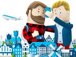air-journal_KLM local app