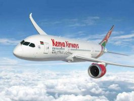 Already constrained in its activity for a year following the global coronavirus pandemic, Kenya, Airways will suspend a