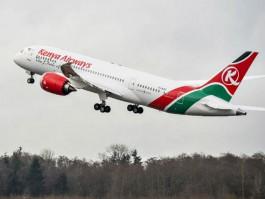 air-journal_Kenya Airways 787 takeoff