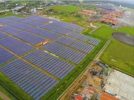 air-journal_Kochi Cochin aeroport solaire