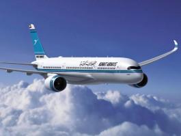 air-journal_Kuwait_Airways A350-900