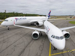 air-journal_LATAM A350-900 A320neoC