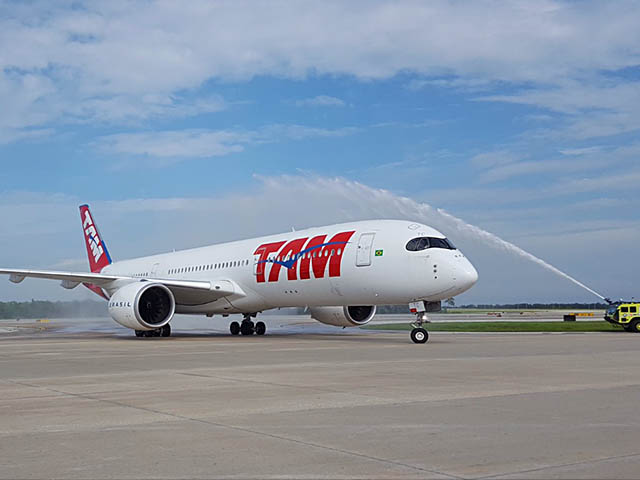 air-journal_LATAM TAM A350-900 Orlando