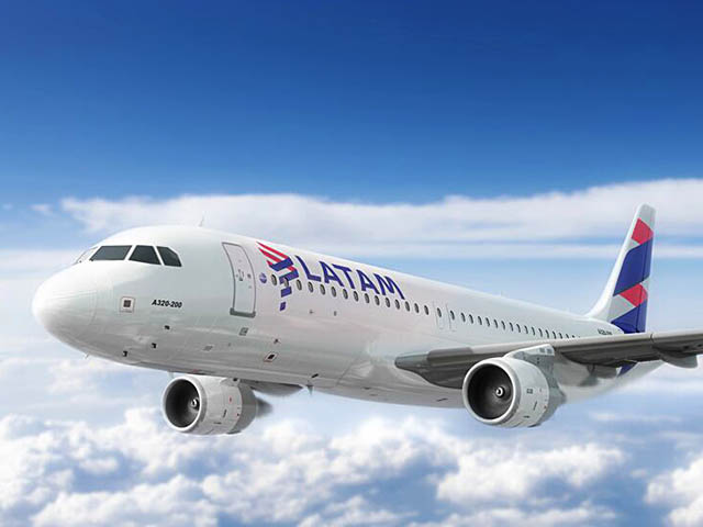 air-journal_LATAM new look A320